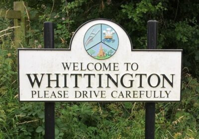 Welcome to Whittington Sign